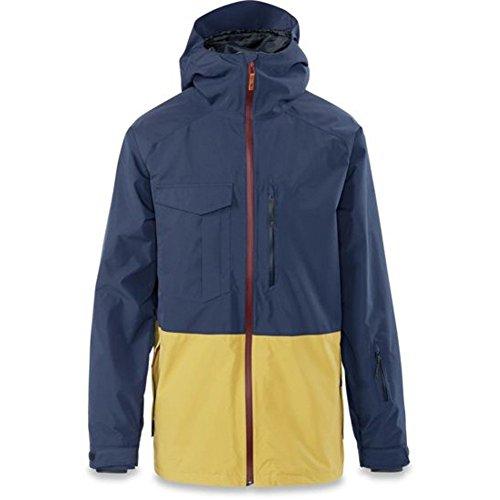 Dakine Men's Smyth Pure Gore-Tex 2l Jacket, India Ink, Fennel, S