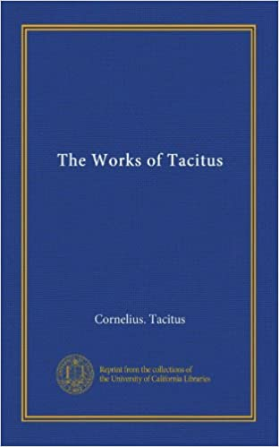 The Works of Tacitus (v.2)