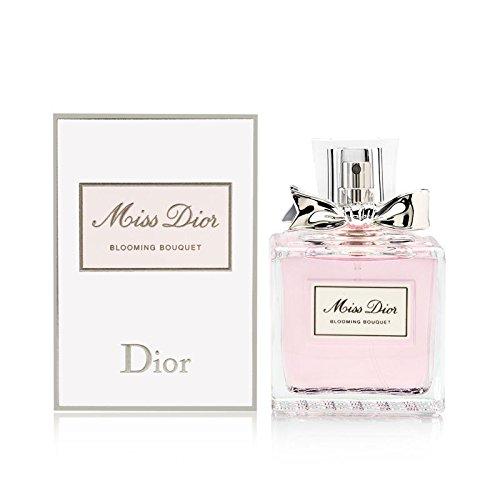 Christian Dior Miss Blooming Bouquet Eau de Toilette Spray for Women, 1.7 Ounce CDF032622889