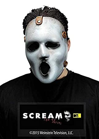 Máscara de Scream adultos TV Show