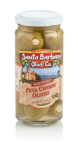 (Santa Barbara Olive Co. Hand Stuffed Feta Cheese Olives 6pk (5oz))