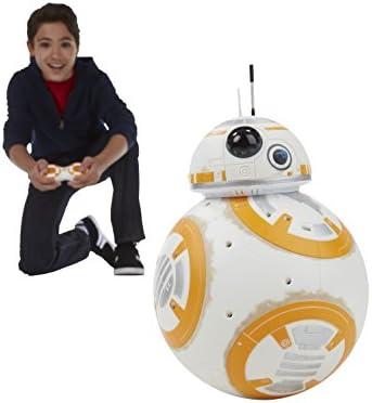 Star Wars - Figura de acción BB8 con Control Remoto (Hasbro B3926EU4)