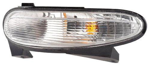 - Eagle Eyes GM363-B000R Buick Passenger Side Park Lamp