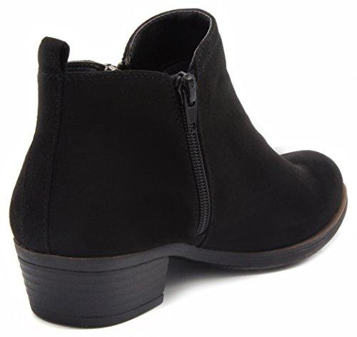 Fx Sde Rampage Bootie Tarragon Ankle Black Women's nwpqRHf