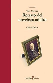The master, retrato del novelista adulto par Tóibín