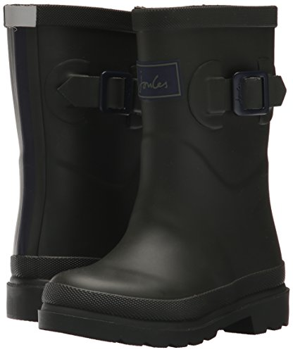 Pictures of Joules Boys' JNRFIELDWL Rain Boot Everglade 10 Y_JNRFIELDWLB 4