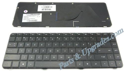 P&U Laptop Keyboard For HP/Compaq Presario CQ42 G42 Series Black US Layout