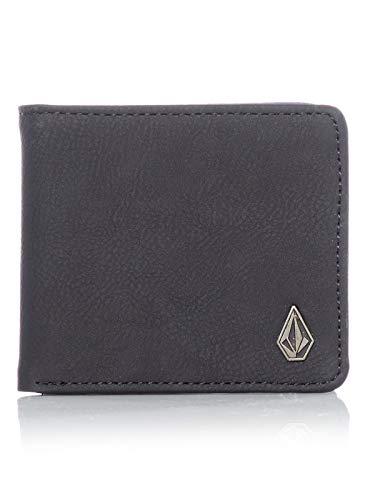 Stone Pu Volcom Noir Wallet Slim awE6nqExH5