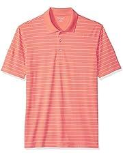 Amazon Essentials Mens Regular-Fit Quick-Dry Golf Polo Shirt