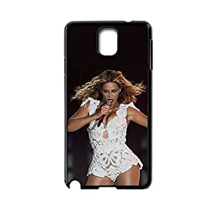 Printing With Beyonce For Galaxy Samsung Note3 Quilted Back Phone Case For Girls Choose Design 1