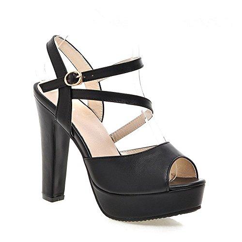 el Alta LI tal heelsWomen planas Boho BAJIAN mujer sandalias bajo Verano sandalias fqZ5wwxHv