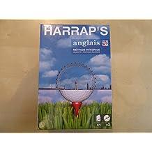 HARRAP'S MÉTHODE D'ANGLAIS LIVRE + 2 CD