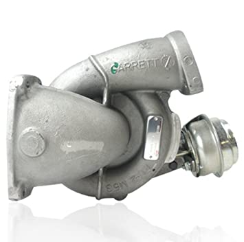 Turbo Neuf Garrett - Alfa Romeo/Fiat 2.4 JTD 200/200 210/210 CV: Amazon.es: Coche y moto