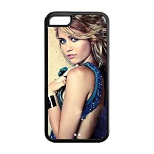 meilz aiaiMiley Cyrus Durable TPU Protective Case For ipod touch 4 (Black, White)meilz aiai