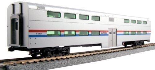 kato-usa-model-train-products-pullman-amtrak-phase-iii-bi-level-4-window-coach-model-35-6031