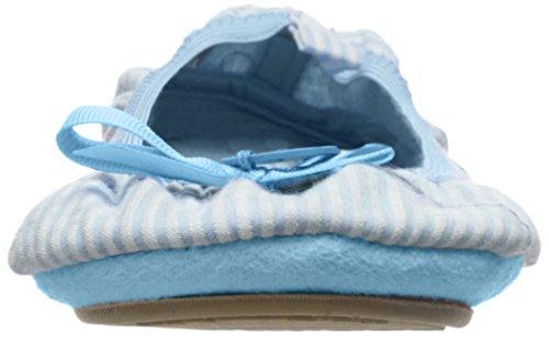 Camera Pantofole Blue Donna Aperte Gina Da Atletica blue Stripe qqnPzv4w