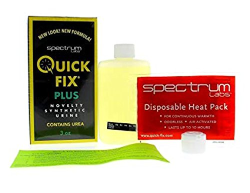 Quick Test - Quick Fix Synthetic for Urine Drug Test