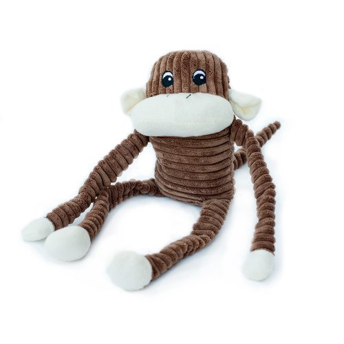 zippypaws-spencer-the-crinkle-monkey-large-by-zippypaws