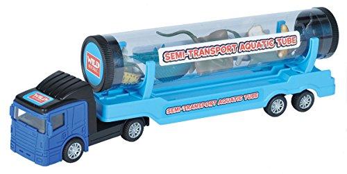 Wild Republic Aquatic Tube Transport Playset (Republic Tube Wild)