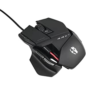 Mad Catz R.A.T.3 Professional Gaming Mouse for PC and MAC