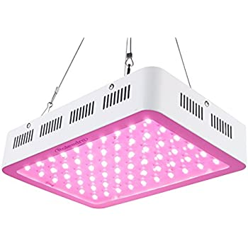 roleadro led grow light 5w series 300w plant lights full spectrum for greenhouse indoor plants growing and flowering