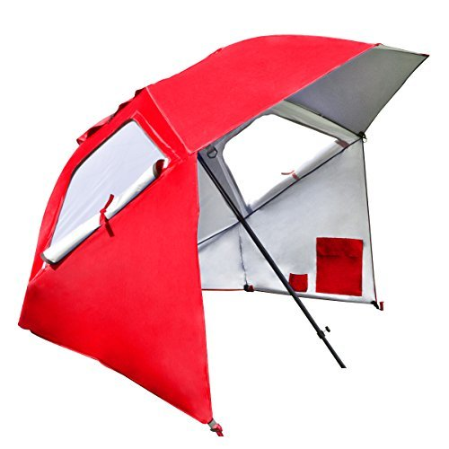 ShedRain Red Shedrays Sport Shelter, 1 Each