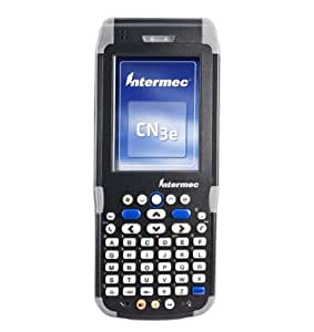Intermec CN3e - PDA (20 - 70 °C, Windows Mobile 6.1, Wi-Fi, Intel, PXA 270, LCD)
