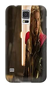 2014 Cool Chris Hemsworth Thor Attractive Design fashionable for Samsung Galaxy s5 TPU case/cover/Shield