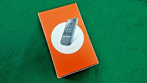 "NEC Terrain NE-201A1A (8GB, 1GB RAM)   3.1"" Display   5MP Camera   1900 mAh Battery   4G LTE   QWERTY Keyboard Phone   AT&T"