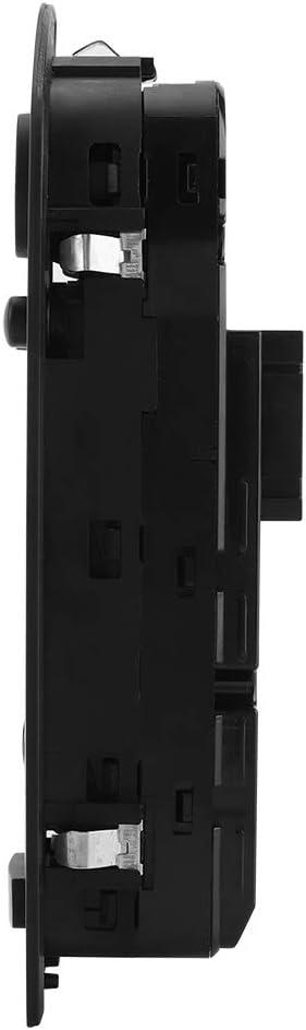 Suuonee Autofenster Steuerschalter elektrischer Fensterheber Knopf Fachmann Seitenspiegel Steuerschalter f/ür 206