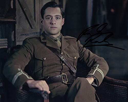 Richard Rankin The Crimson Field - Autographed 8x10 Photo ()