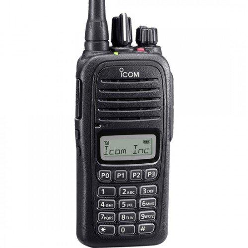 - Icom IC-F1000T 09 5 watt 128 channel VHF 136-174mhz two way radio
