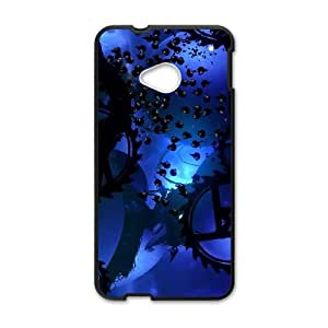 HTC One M7 Cell Phone Case Black BADLAND Game of the Year Edition U6F5BC