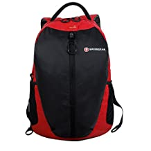 Ai&M SWISSGEAR Unisex Leisure Sports Waterproof Nylon Material Notebook Computer Package SA7660 , red-49cm , red-49cm