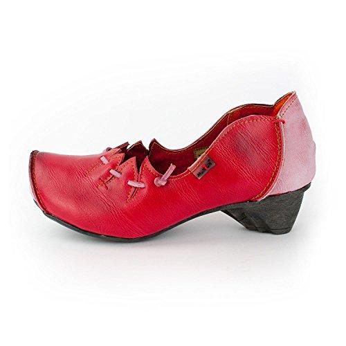 Rot Escarpins TMA Shoes femme rouge pour w0wvqA4X