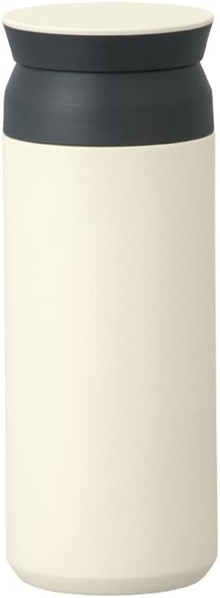Kinto Travel Tumbler - Insulated Bottle White 17oz- Double Walled And Vacuum Insulated, Which Keeps Your Favorite Beverage Hot Or Cold For Hours