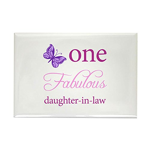 Daughter Rectangle Magnet - 5