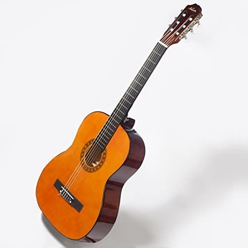 Kapok LC14 4/4 Guitarra Acústica Tamaño Completo Paquete para ...