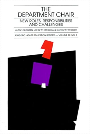 Amazon.com The Department Chair New Roles Responsibilities and Challenges (J-B ASHE Higher Education Report Series (AEHE)) (9781878380227) Alan T. ...  sc 1 st  Amazon.com & Amazon.com: The Department Chair: New Roles Responsibilities and ...