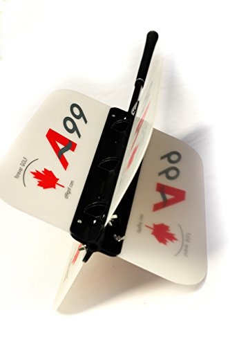 A99 Golf Power Swing Fan with Training Aid