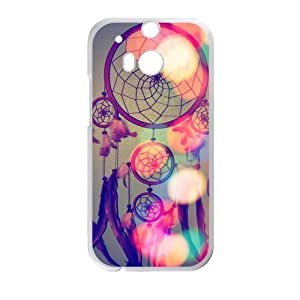 Canting_Good Dreamcatcher Custom Case Shell Skin for HTC One M8 (Laser Technology)