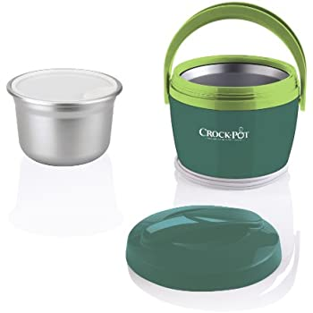 Amazon.com: Crock-Pot Lunch Crock Food Warmer, 20 ounce