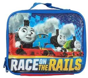FAB Thomas Tank Race On The Rails Soft Lunch Kit