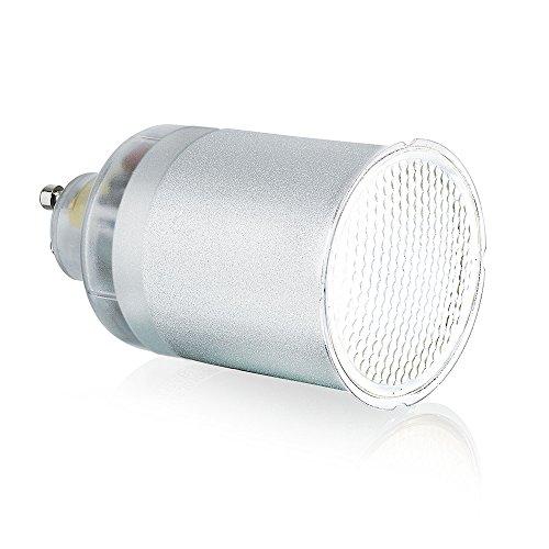 Gu10 Compact (AURORA 10W 120V COMPACT FLORESCENT SGU10 - 2700K (Warm White Light) Bulbs)