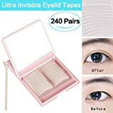 Best Eyelid Tapes - Ultra Invisible Fiber One Side Eyelid Tapes Stickers Review