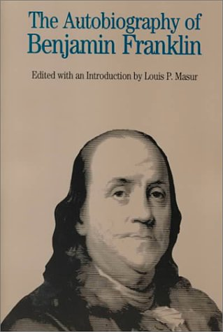 Autobiography of Benjamin Franklin (Bedford Books in American History)