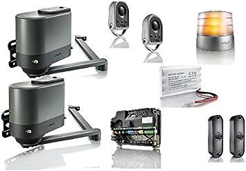 Somfy – Automatismo motorización con brazo puerta corredera Pack Confort IO AXOVIA 3S Somfy – 1216318: Amazon.es: Bricolaje y herramientas