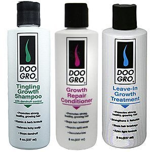DOO GRO Complete Hair Care Kit by Kodiake