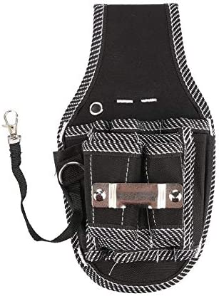 Fictor ドライバープライヤーのための複数のポケットツールベルトポーチと電気技師ツールウエストバッグ