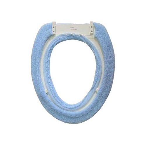 Terrific Warm N Comfy Cloth Toilet Seat Cover Creativecarmelina Interior Chair Design Creativecarmelinacom